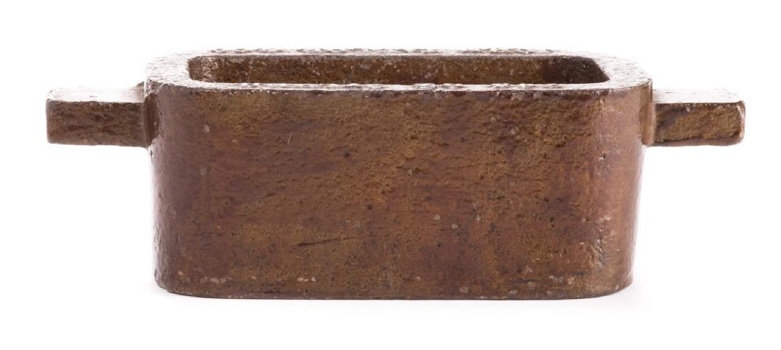John Taylor & Co. Silver Ingot Mold - 3