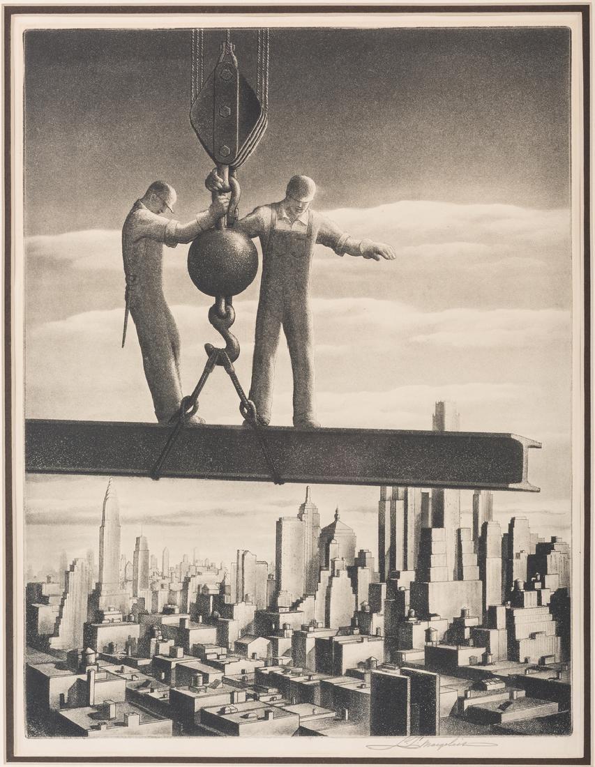 Samuel L. Margolies Industrial Etching, Builders of