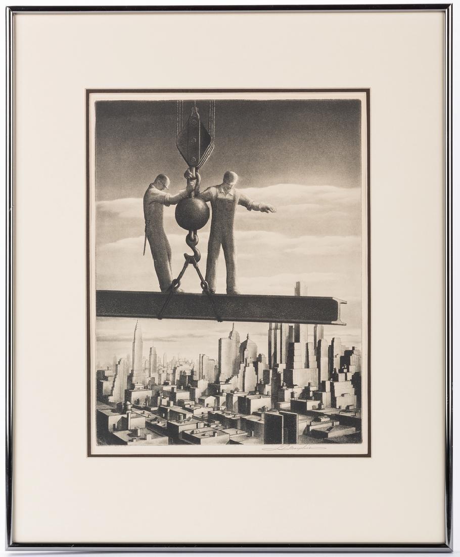 Samuel L. Margolies Industrial Etching, Builders of - 2