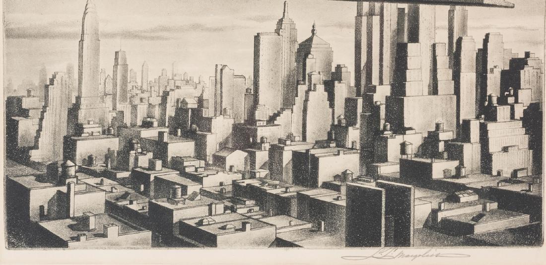 Samuel L. Margolies Industrial Etching, Builders of - 4