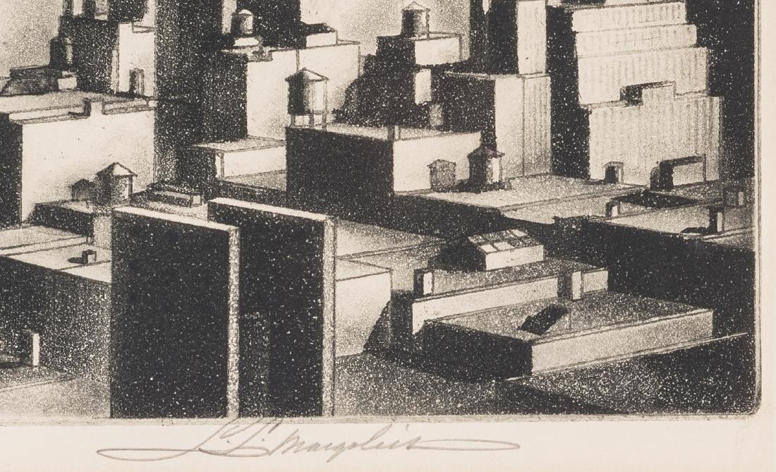 Samuel L. Margolies Industrial Etching, Builders of - 5