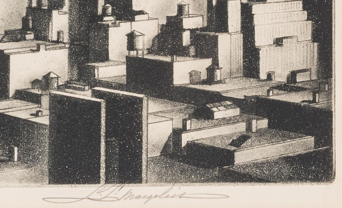 Samuel L. Margolies Industrial Etching, Builders of - 5