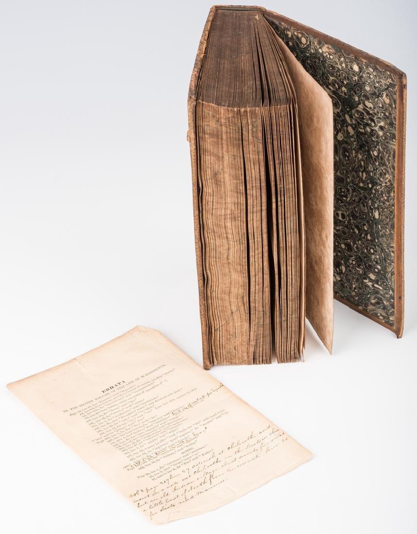 John Marshall's 2 Volume Book: Marshall's Washington, - 13
