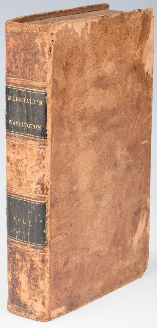 John Marshall's 2 Volume Book: Marshall's Washington, - 4