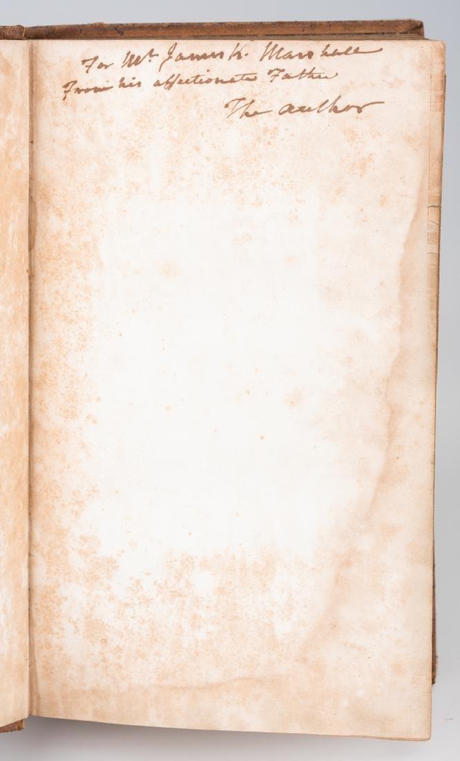 John Marshall's 2 Volume Book: Marshall's Washington, - 5