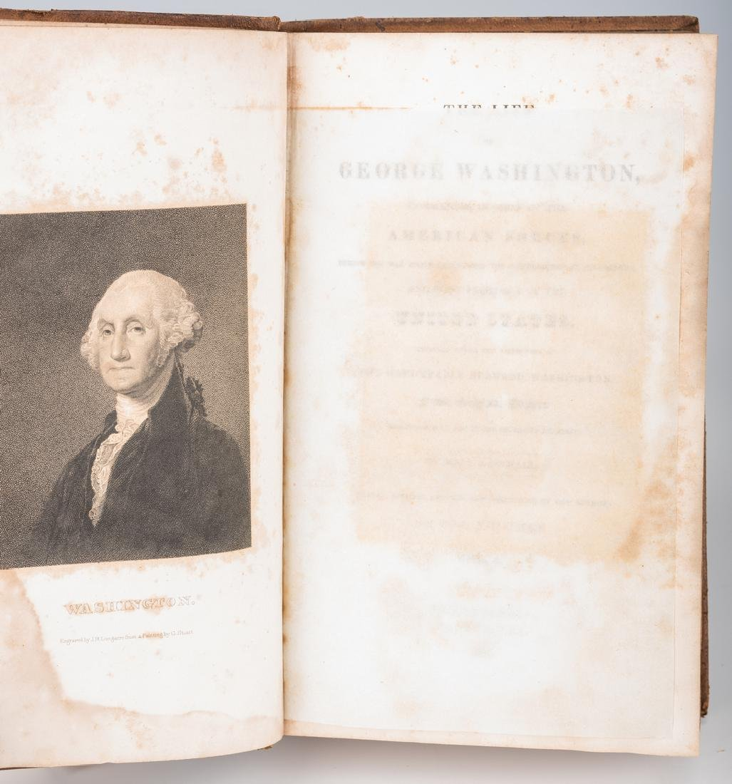 John Marshall's 2 Volume Book: Marshall's Washington, - 8