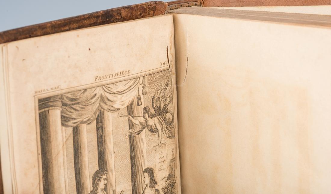 George Washington Signed Book w/ Bookplate - 20