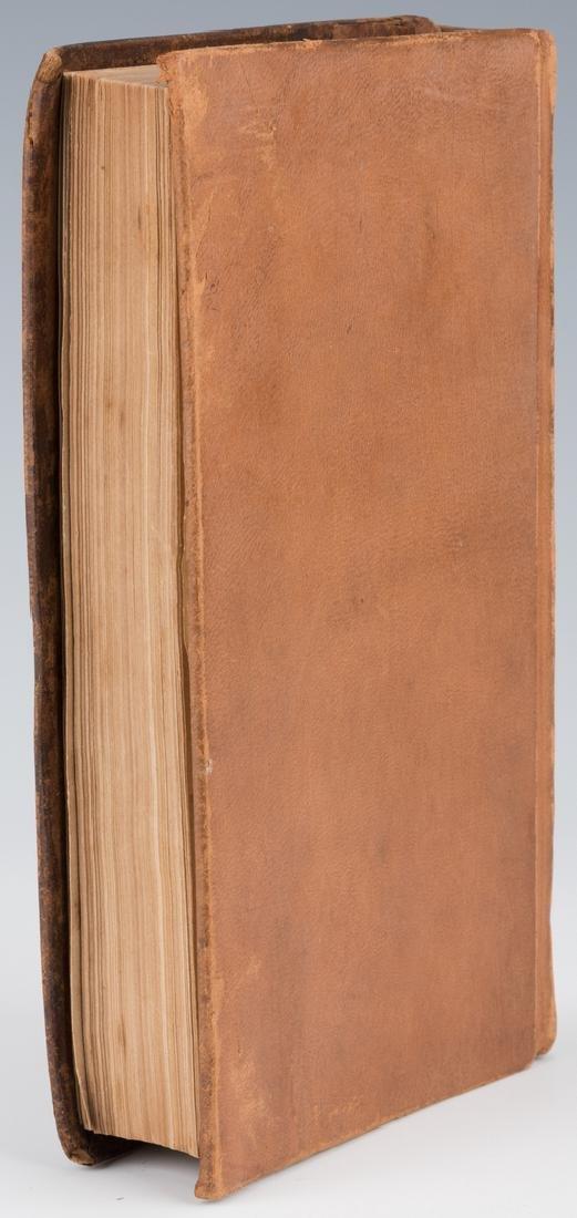 George Washington Signed Book w/ Bookplate - 9