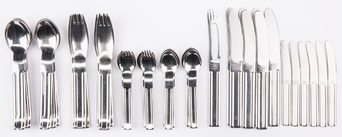 Carl Aubock Culinar Flatware, 40 pcs.