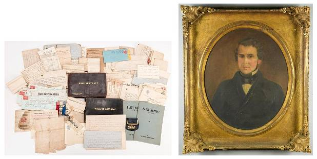 MurfreeHuggins Family Archive inc Dr J B Murfree