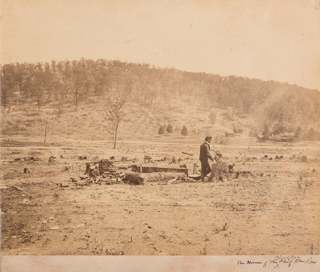 Civil War Photograph - Rossville Gap In Missionary - 3
