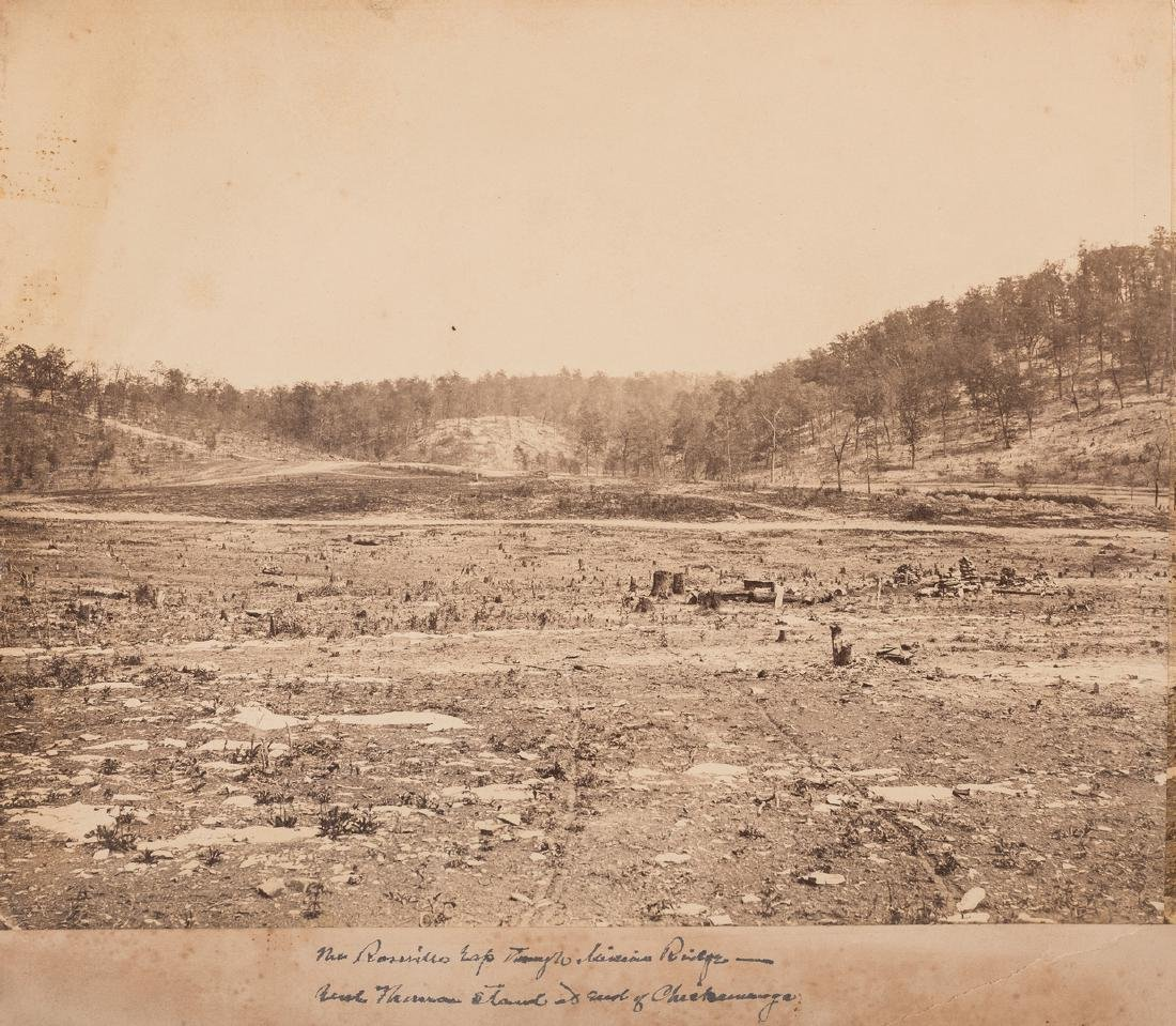 Civil War Photograph - Rossville Gap In Missionary - 5
