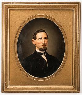 Attr Washington Cooper Portrait of a Man