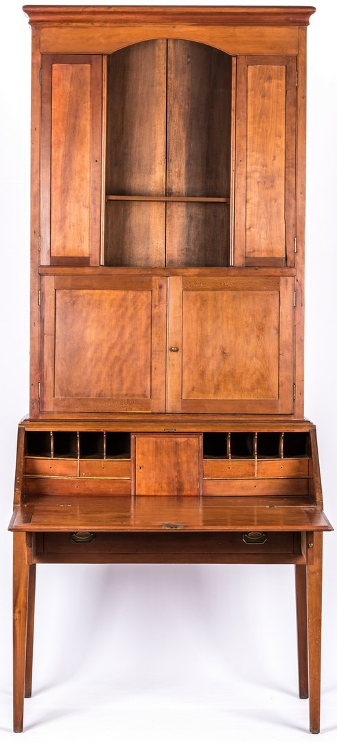 tennessee cherry desk and bookcase