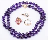 Group Ladies Jewelry, 4 items