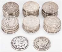 41 U.S. Morgan Silver Dollars, inc. 2 Carson City