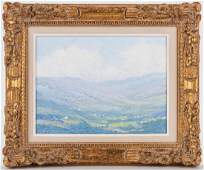 J. Vance Miller, O/B, Mountain Landscape