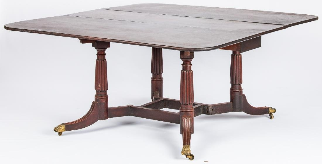 "Attrib. Thomas Seymour, ""Cumberland"" Dining Table"
