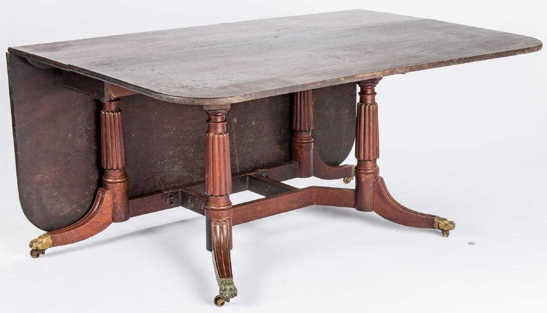 "Attrib. Thomas Seymour, ""Cumberland"" Dining Table - 4"