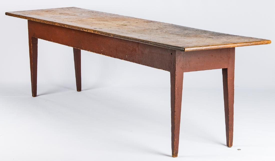 Mid-Atlantic or Southern Harvest Table - 2