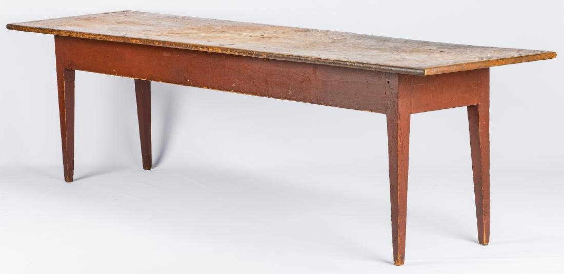 Mid-Atlantic or Southern Harvest Table - 3