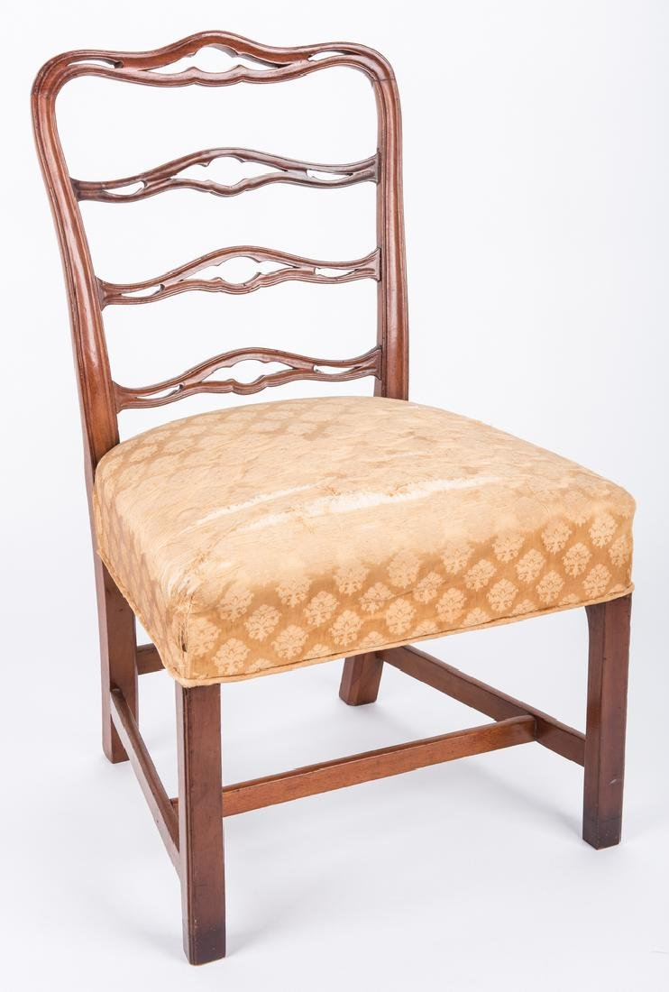 Chair with Mount Vernon History - 14