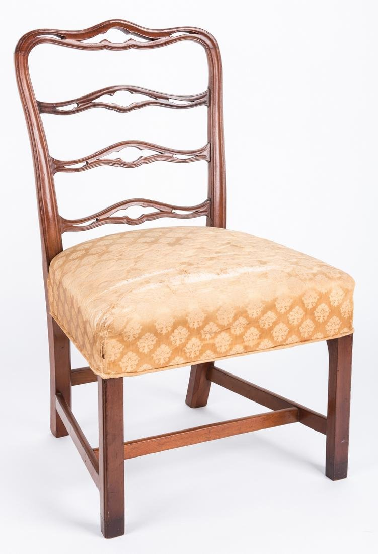 Chair with Mount Vernon History