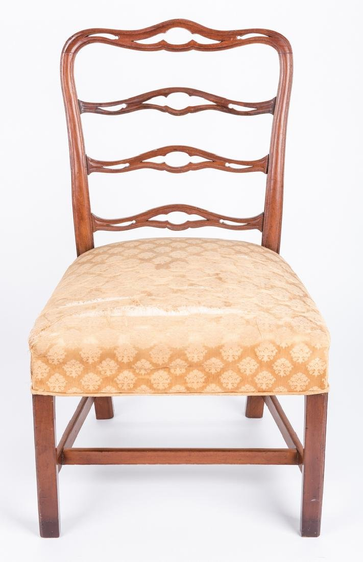 Chair with Mount Vernon History - 2