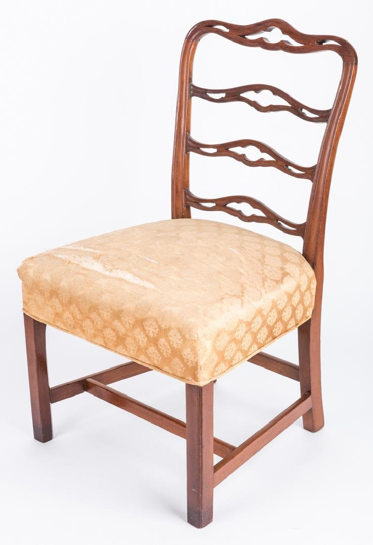 Chair with Mount Vernon History - 3