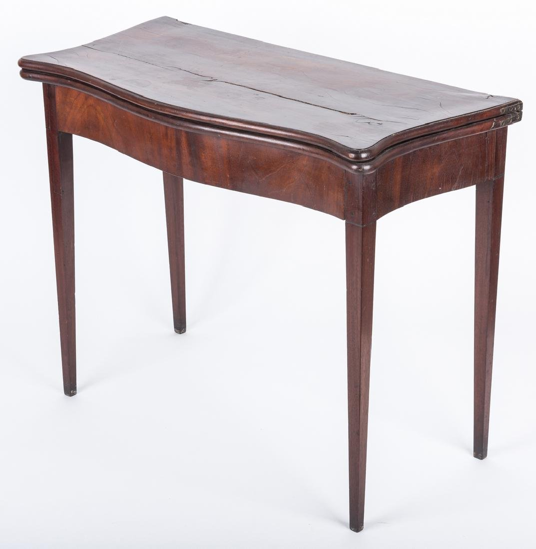 Federal Game Table, John Marshall History