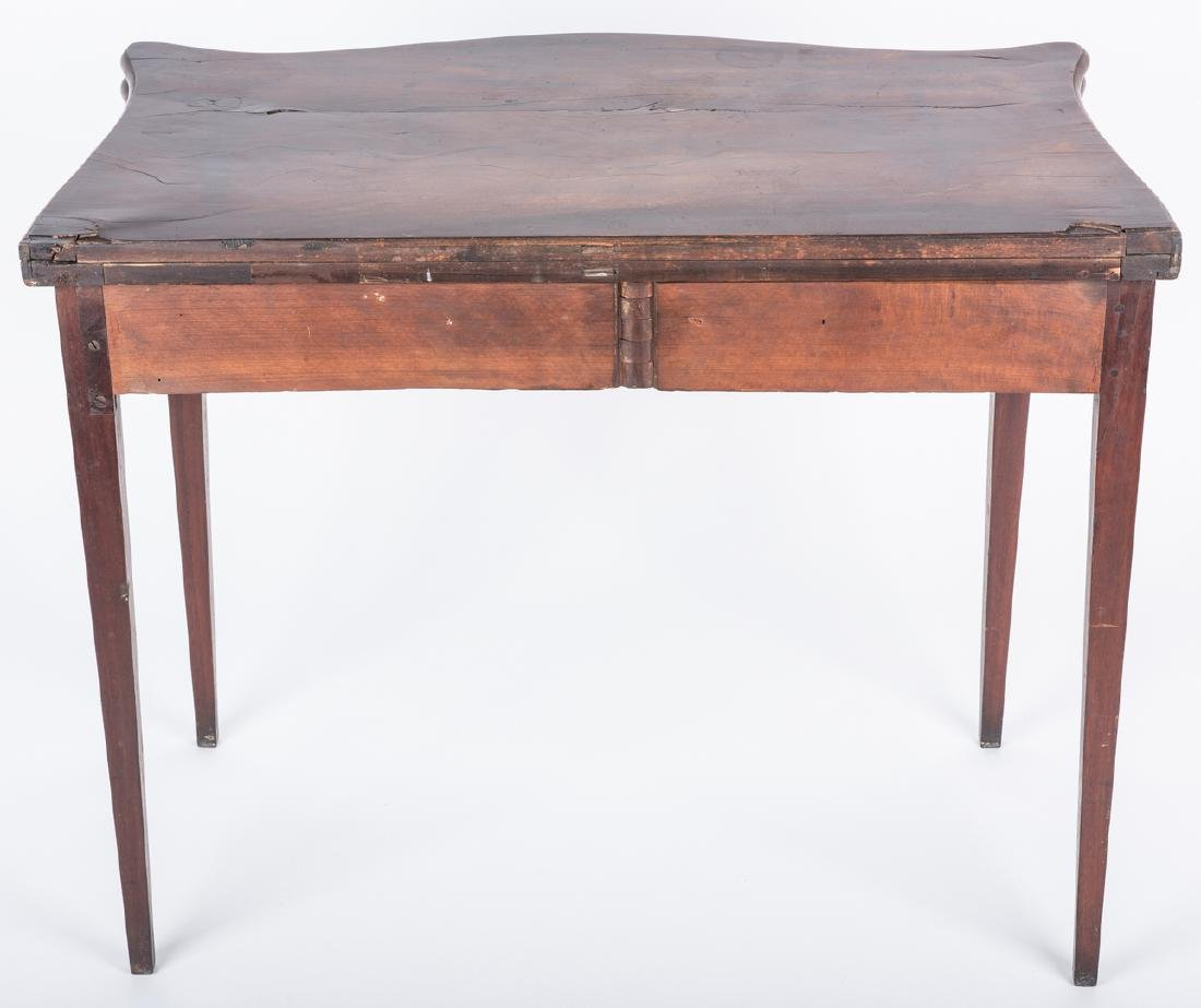 Federal Game Table, John Marshall History - 4