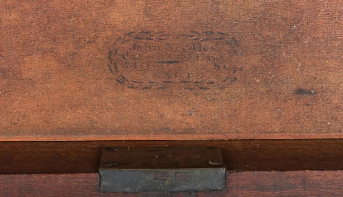 Signed J. Needles Baltimore Sideboard - 6