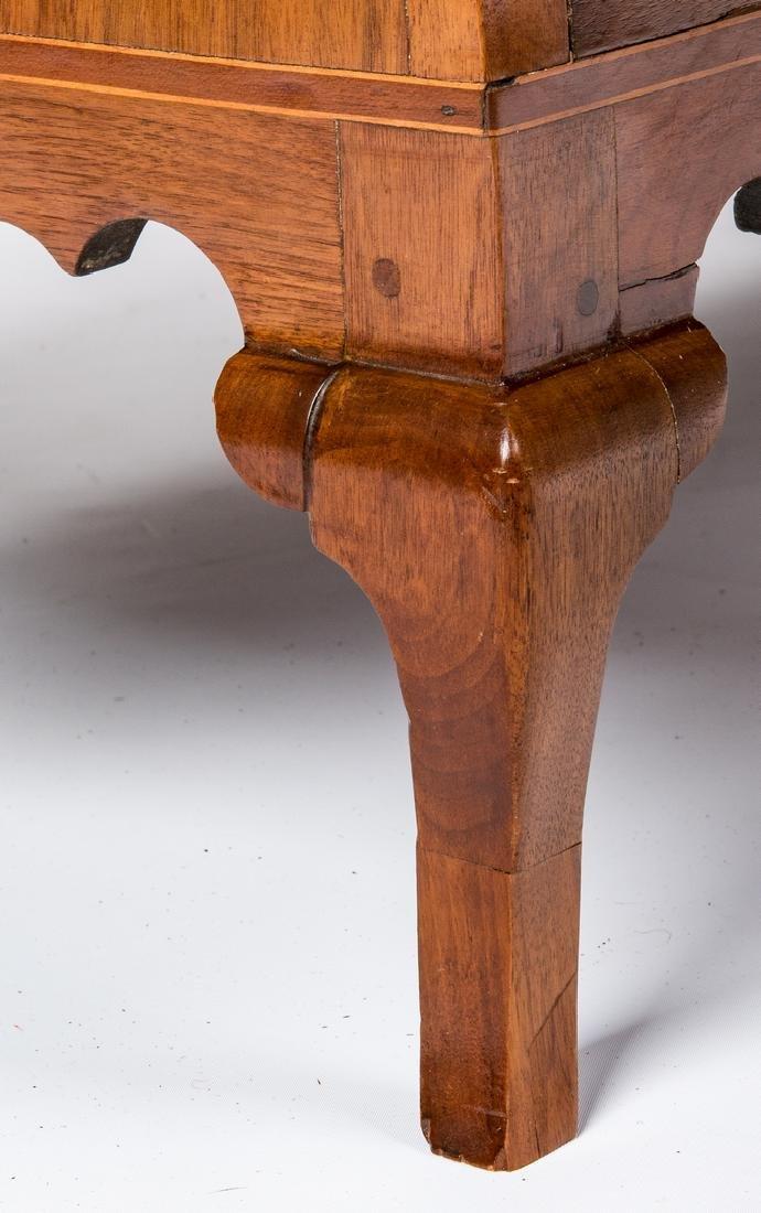 Kentucky Walnut Bandy Leg Chest - 9