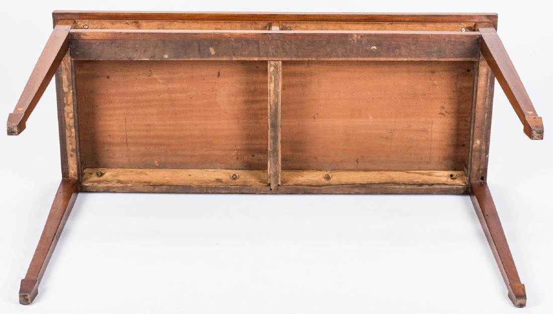 Inlaid sideboard table, circa 1800 - 10
