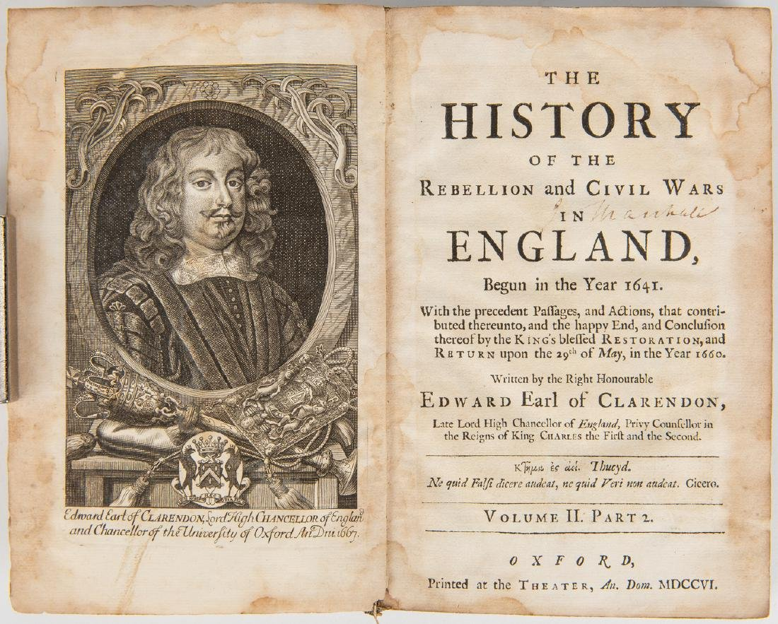 4 John Marshall books, inc. 3 signed - 3