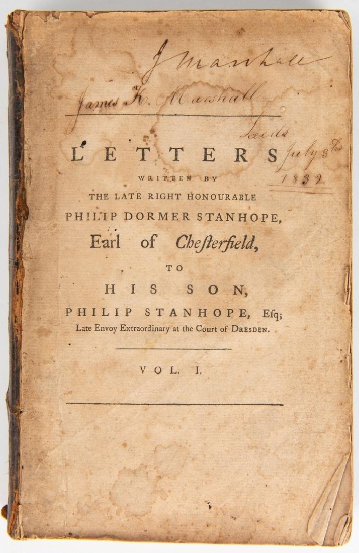 4 John Marshall books, inc. 3 signed - 9