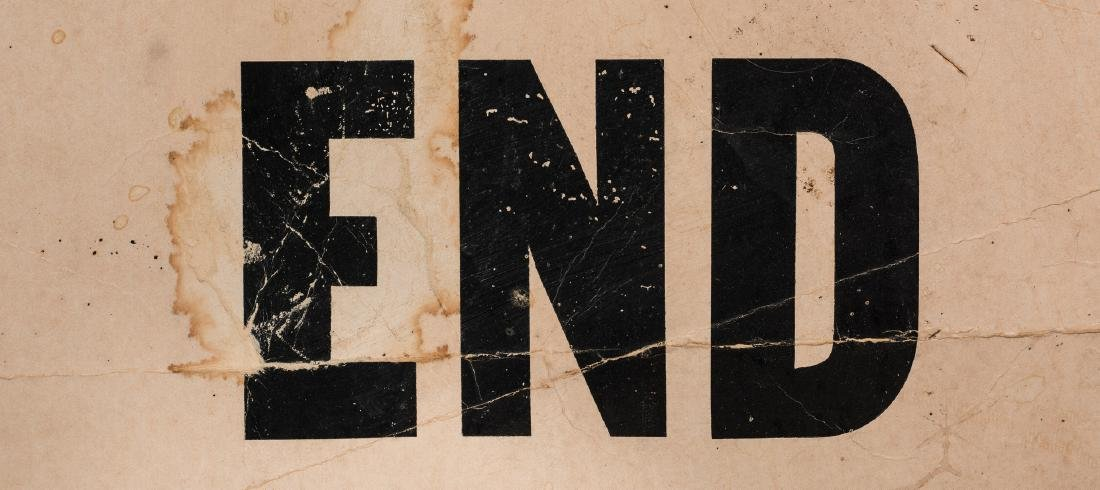 Civil Rights Era Sign: Honor King - End Racism - 8