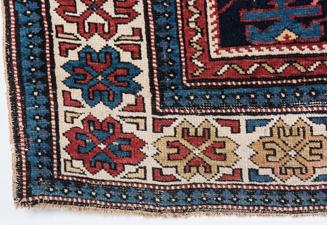 Antique Bidjov rug, Northeast Caucasus - 10