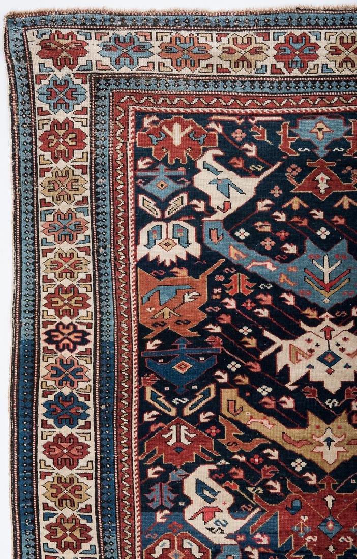 Antique Bidjov rug, Northeast Caucasus - 3