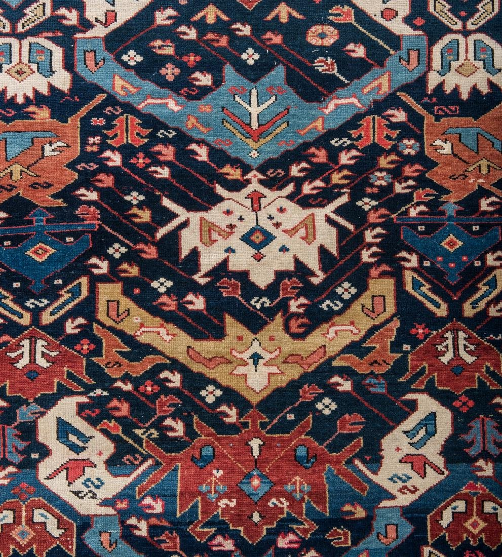 Antique Bidjov rug, Northeast Caucasus - 7