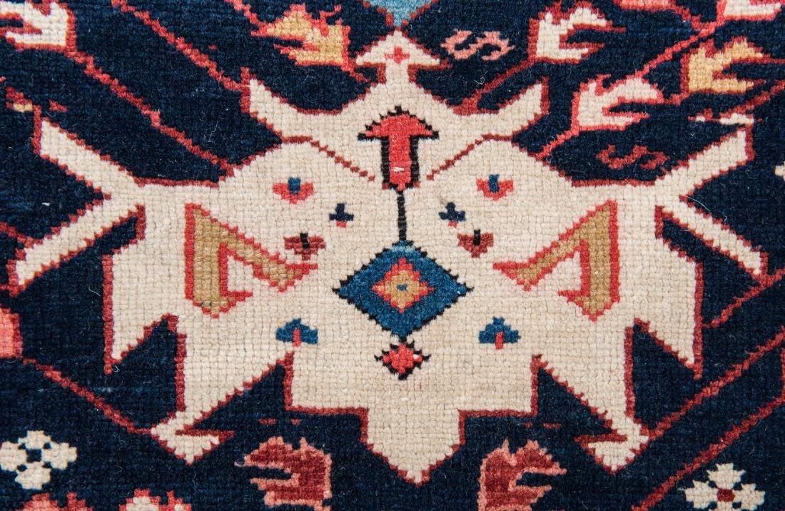 Antique Bidjov rug, Northeast Caucasus - 8