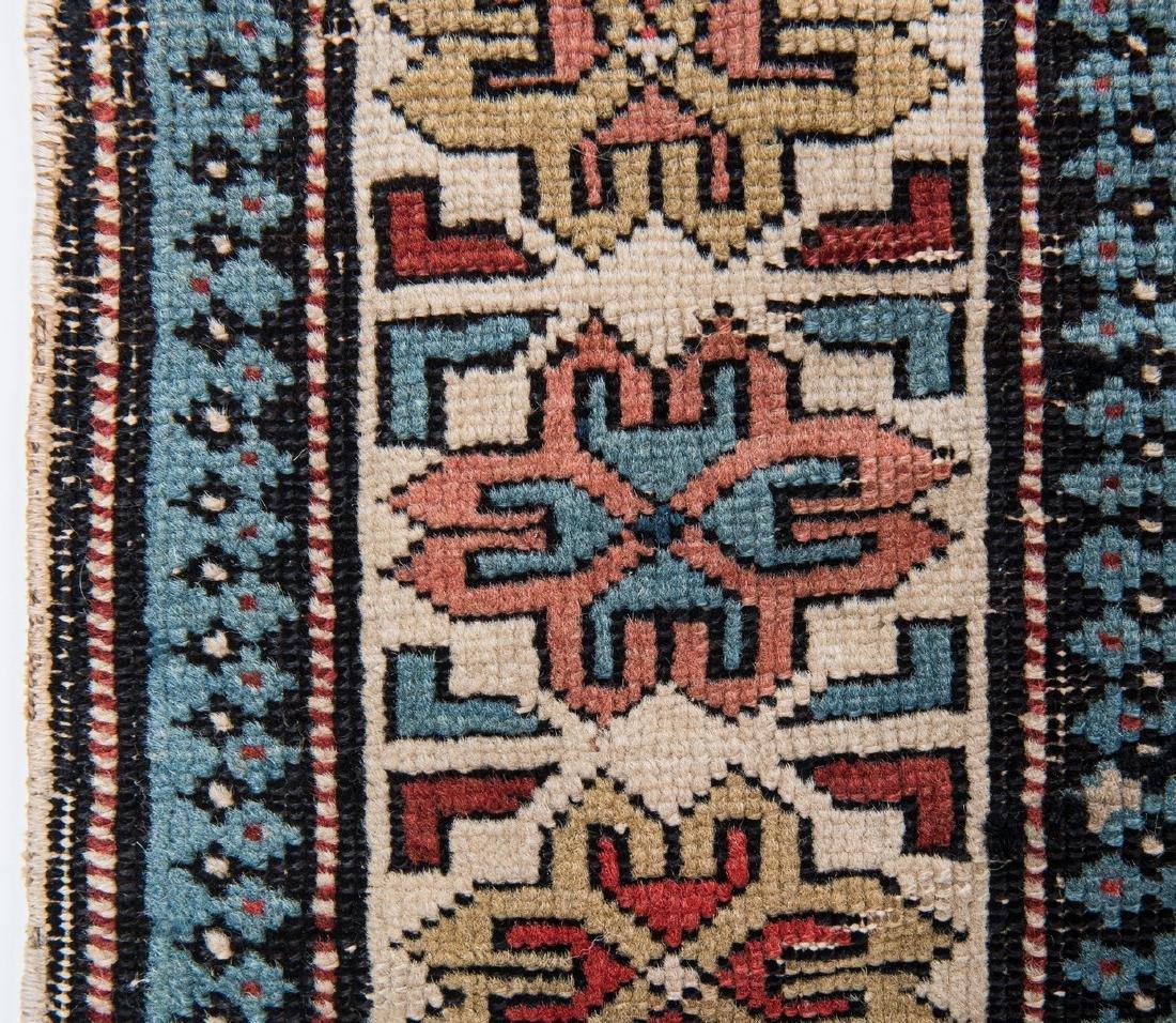 Antique Bidjov rug, Northeast Caucasus - 9