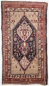 Antique Persian Ingeles Area Rug