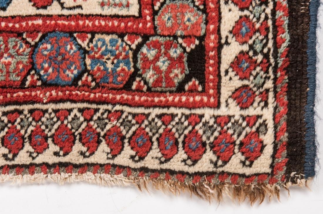 Antique Persian Ingeles Area Rug - 8