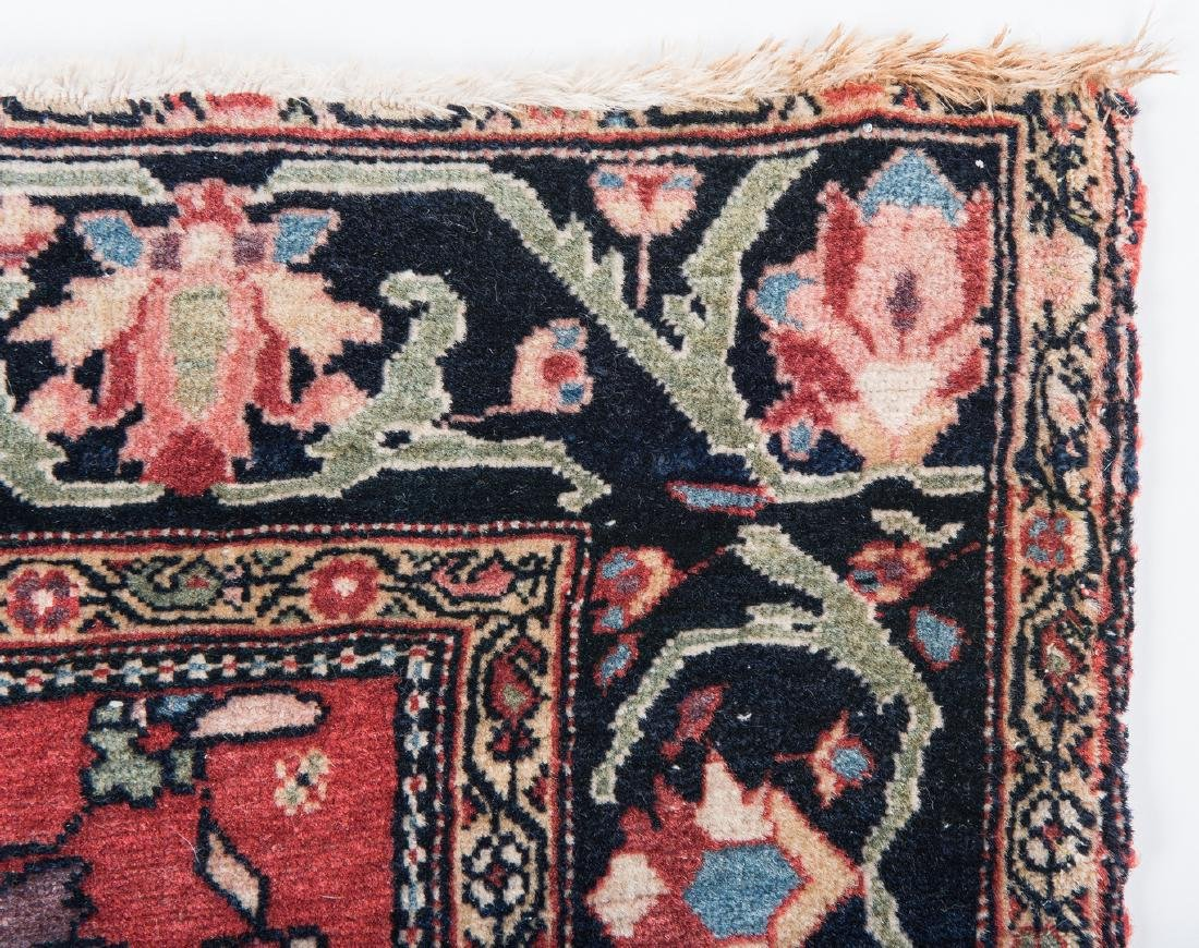 Antique Persian Fereghan Sarouk - 10