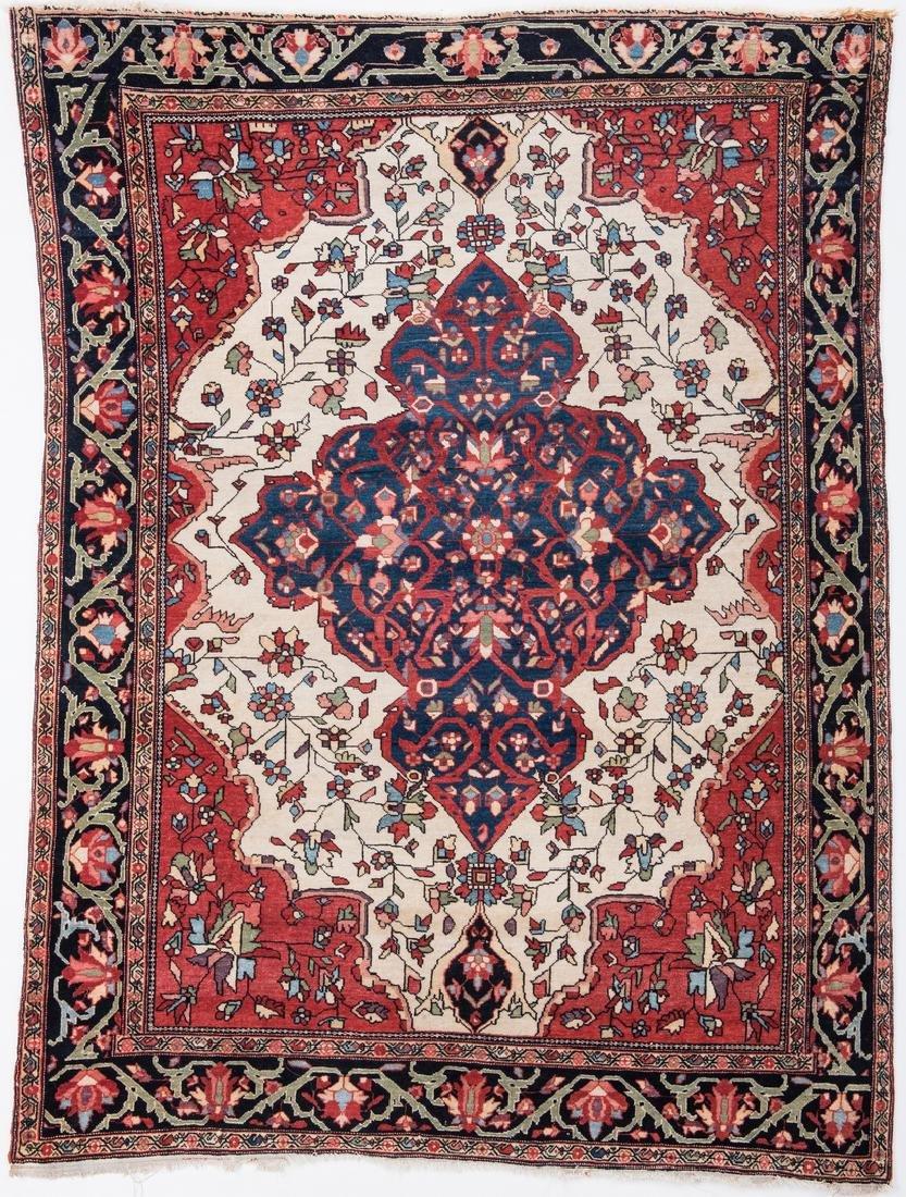 Antique Persian Fereghan Sarouk