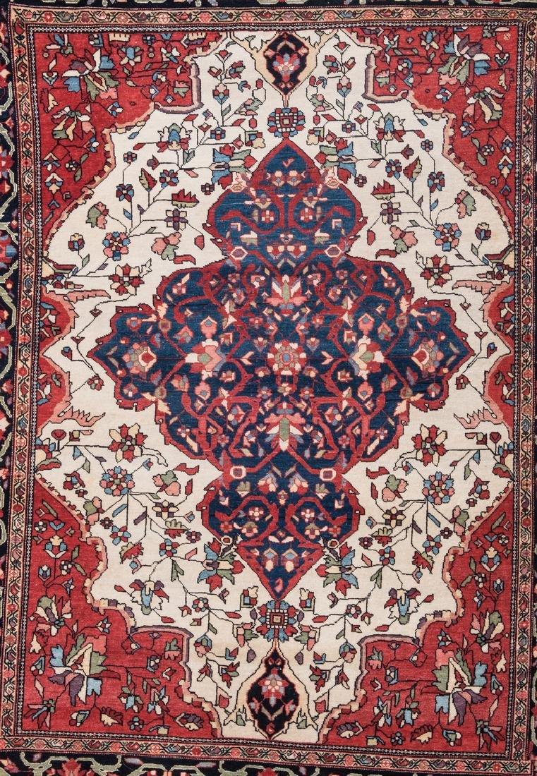 Antique Persian Fereghan Sarouk - 2