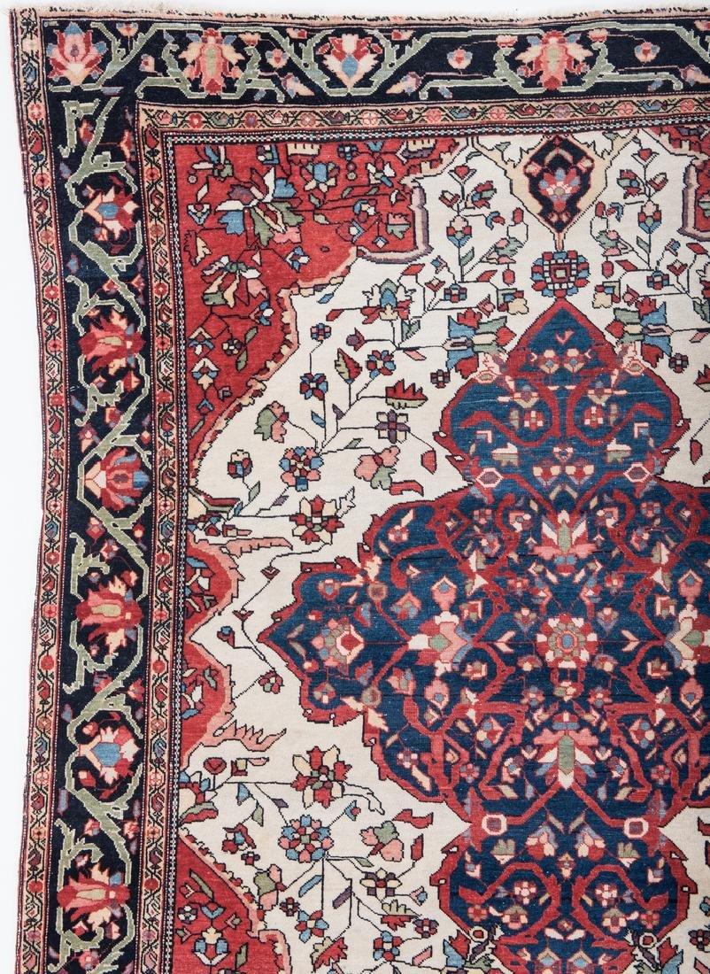 Antique Persian Fereghan Sarouk - 3