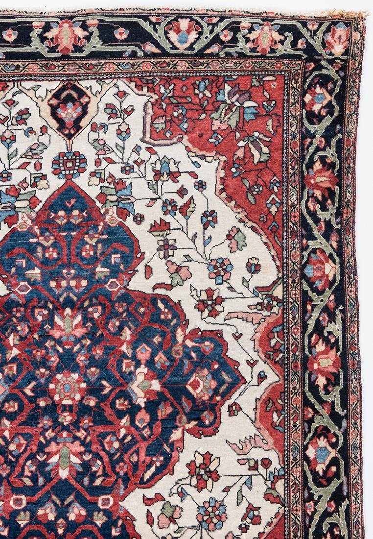 Antique Persian Fereghan Sarouk - 4