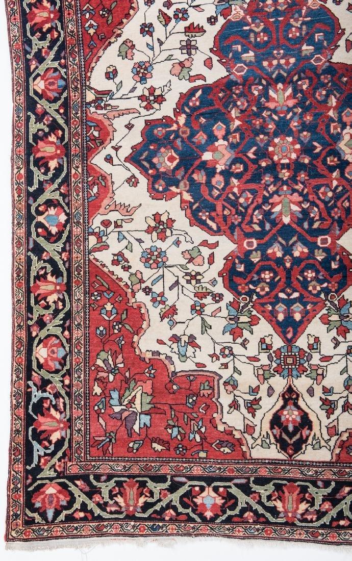 Antique Persian Fereghan Sarouk - 5
